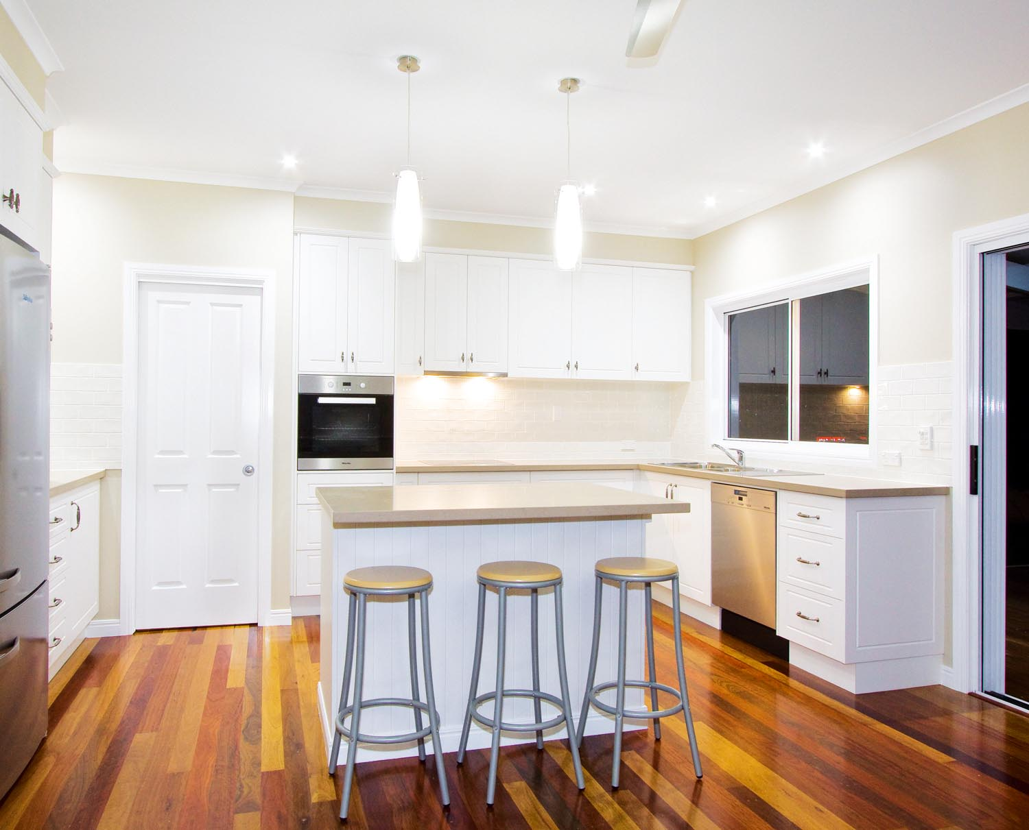 More for less: a classic Queenslander home - kitchen