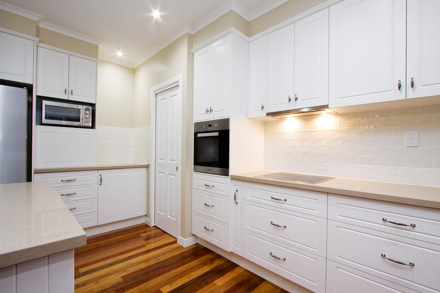More for less: a classic Queenslander home - 3/4 kitchen view