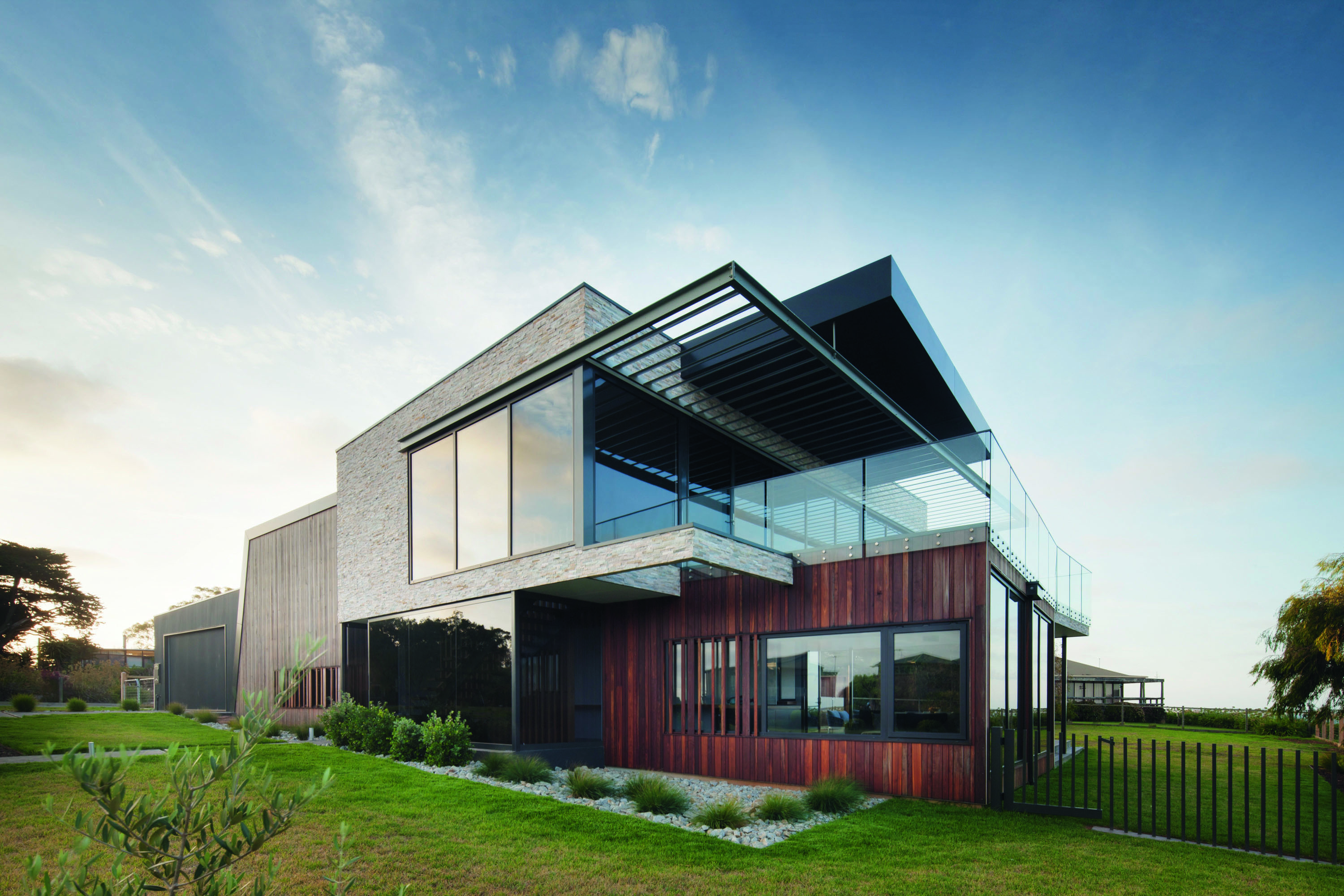 Grand Designs Australia: Black Box - the Rhyll House - house exterior