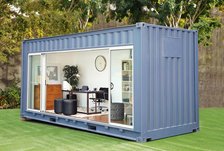 office  studio or living room  look to your garden