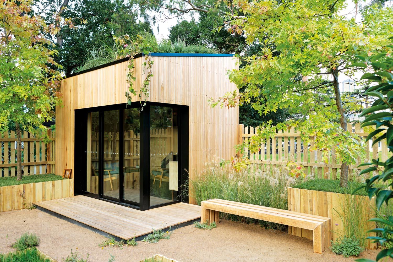 Office, studio or living room? Look to your garden - Backyard room