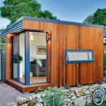 Office, studio or living room? Look to your garden