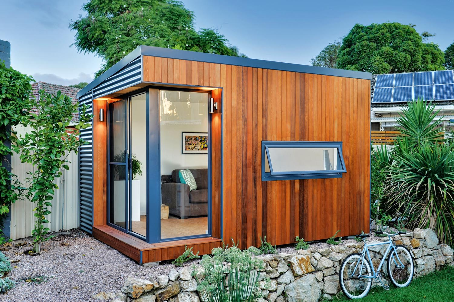 Office, studio or living room? Look to your garden - InOutside garden room