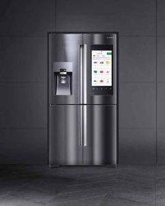 Applainces - Samsung fridge