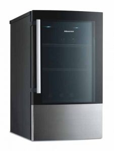 Applainces - Hisense wine fridge