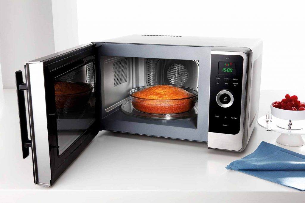 Appliances: Whirlpool Crisp N' Grill Convection Microwave