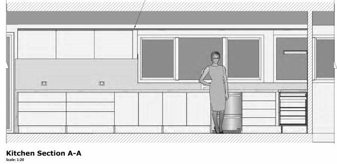 Kitchen design: 8 steps to add value to your home and lifestyle - schema for McKenna kitchen