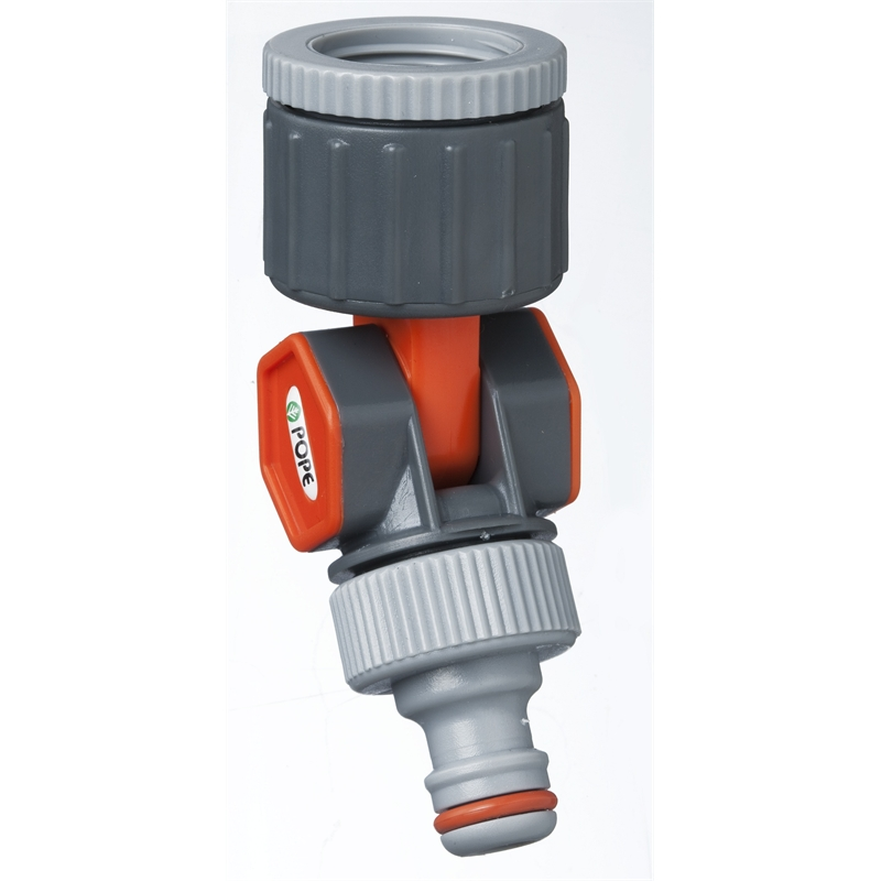 Pope 12mm Swivel Tap Adaptor