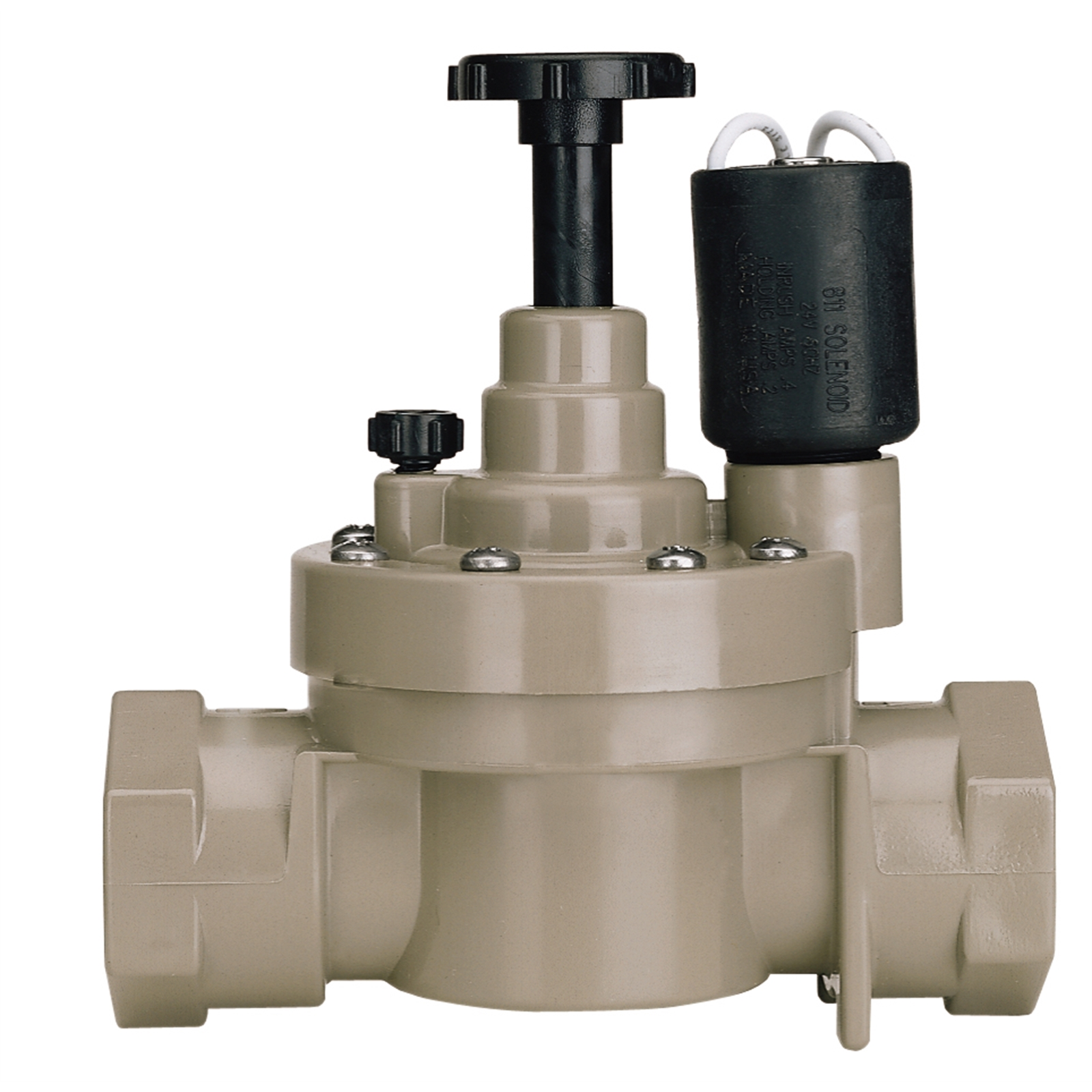 Pope 25mm Solenoid Valve with Flow Control