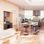 Sea Pearl: Modern kitchen design