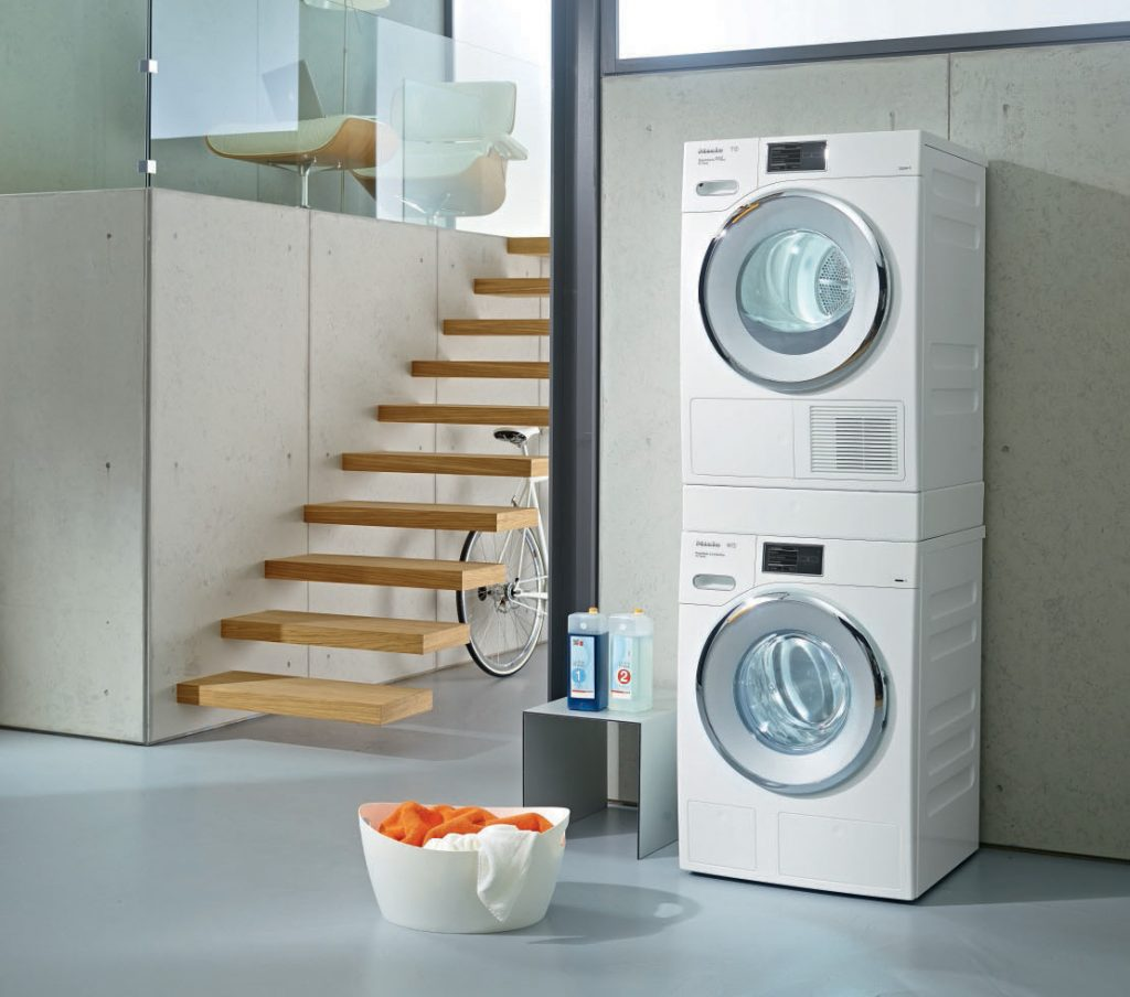 Laundry essentials: Miele