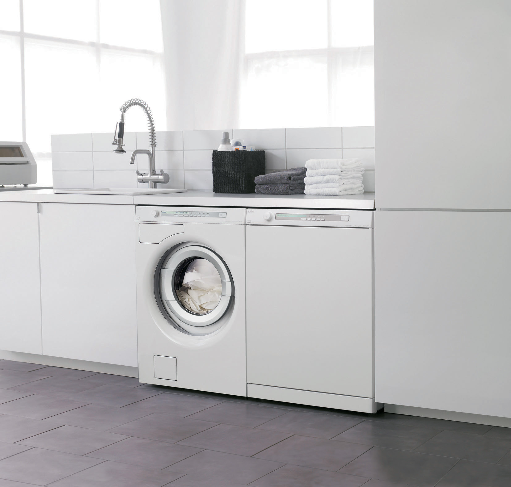 Laundry room essentials