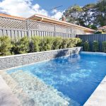 Shimmer and sparkle: the perfect pool finish