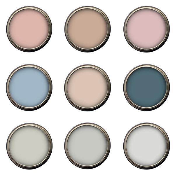 Vol 9 colour swatches