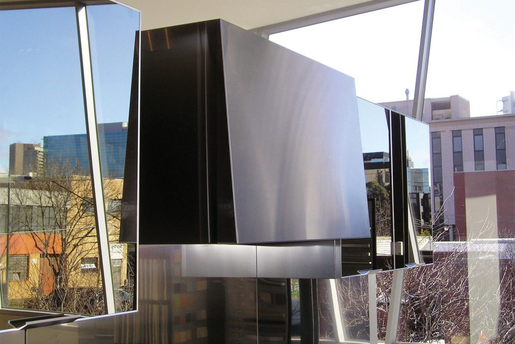 What a range: stylishly designed rangehoods