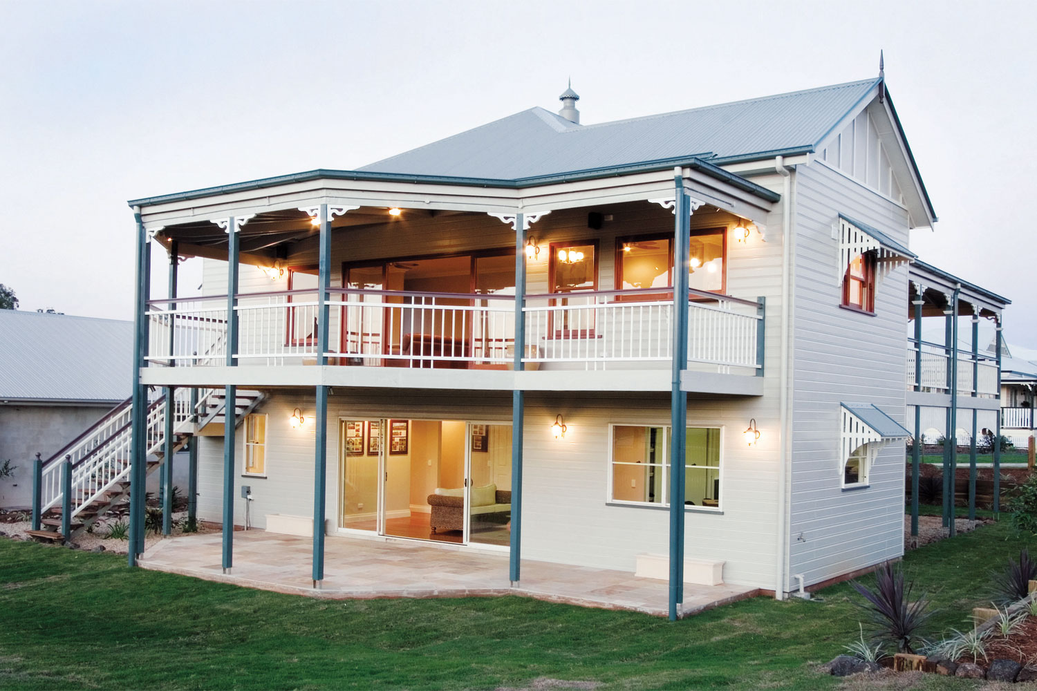 At home with heritage: classic Queenslander design - Completehome