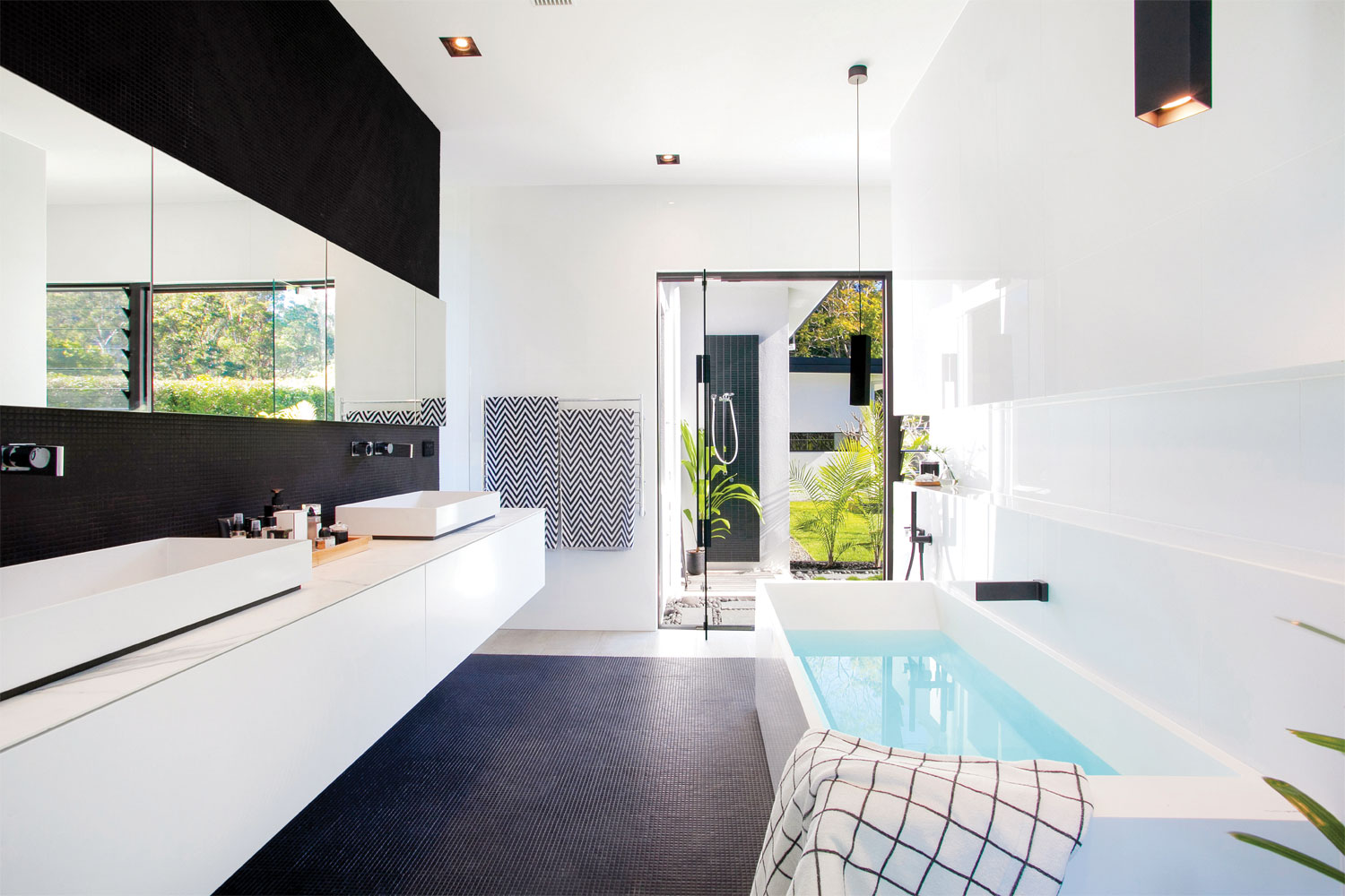 Bathing Bliss: 6 inspirational bathroom designs - Completehome