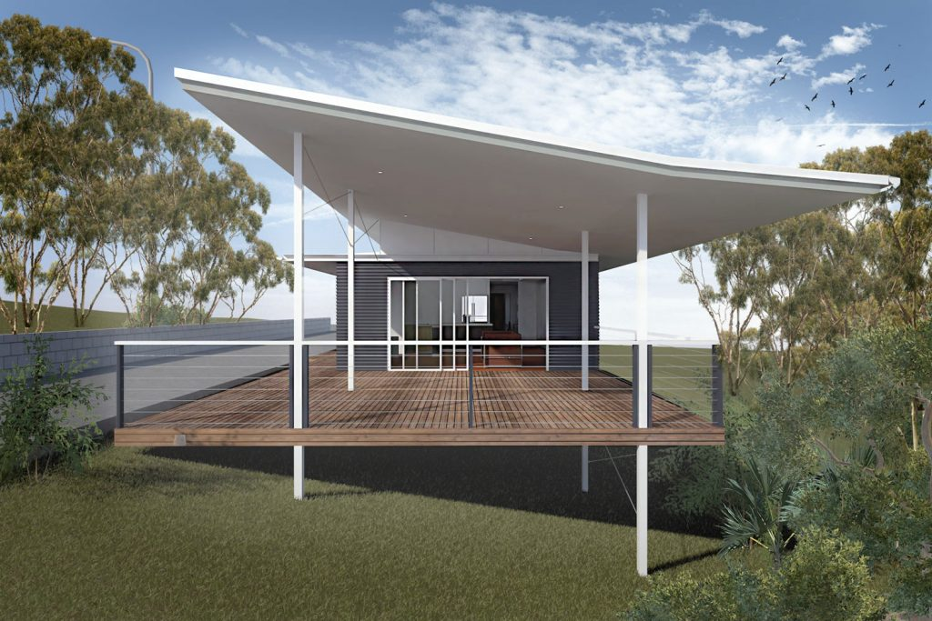 The Glenning House: clever modular design