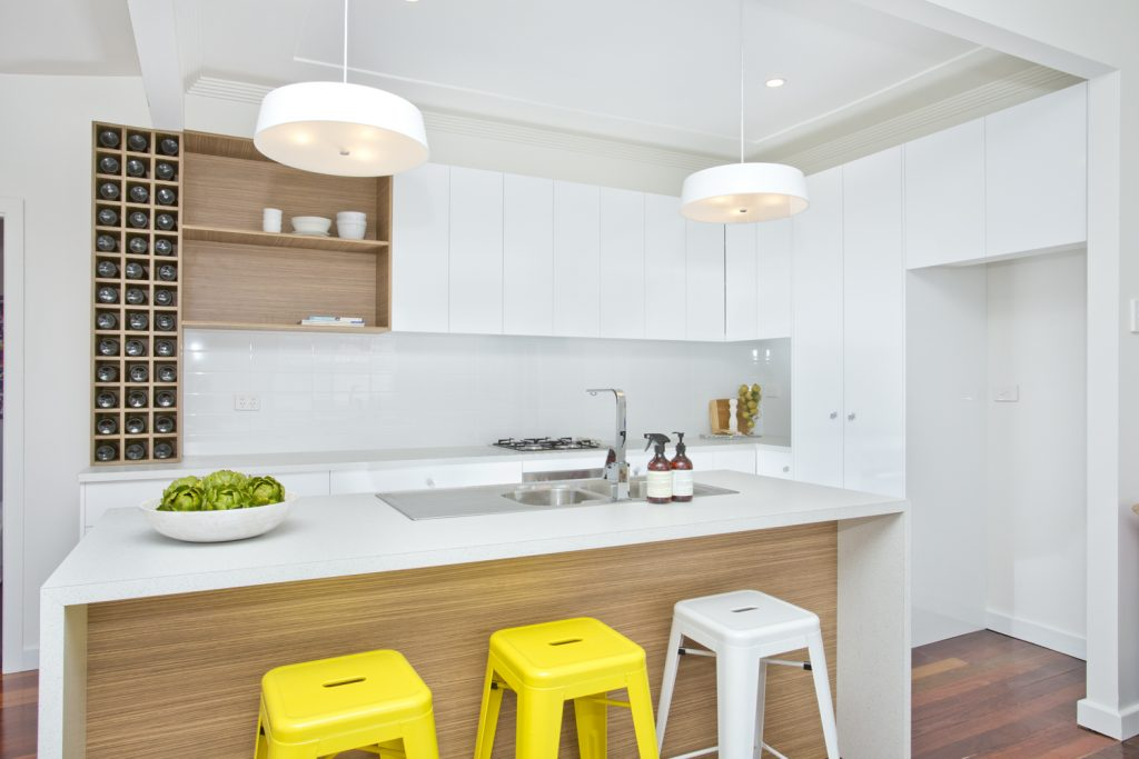 Setting the proper expectations when you're renovating for profit