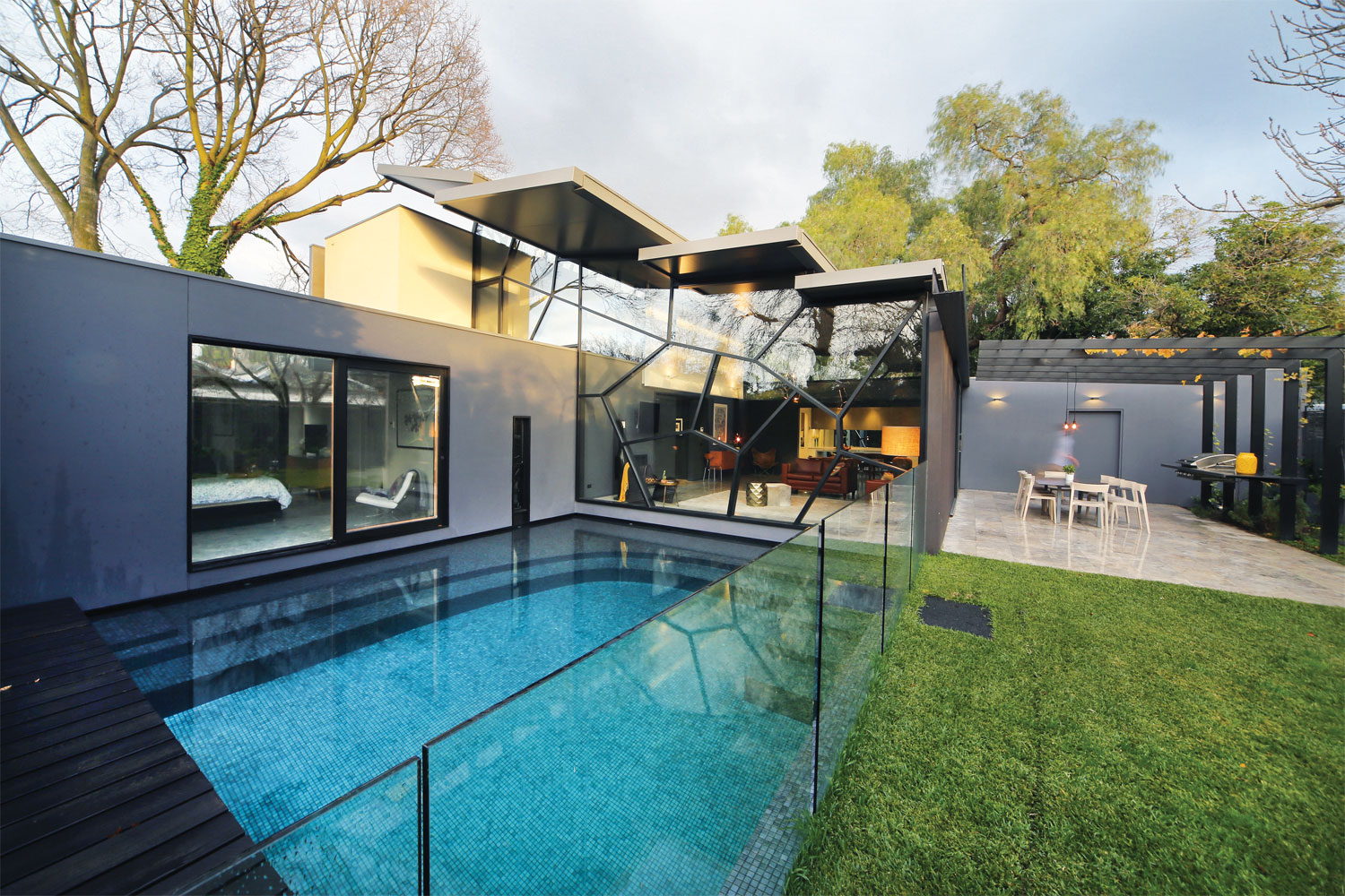 Grand Designs Australia: Hawthorn's Power Street residence