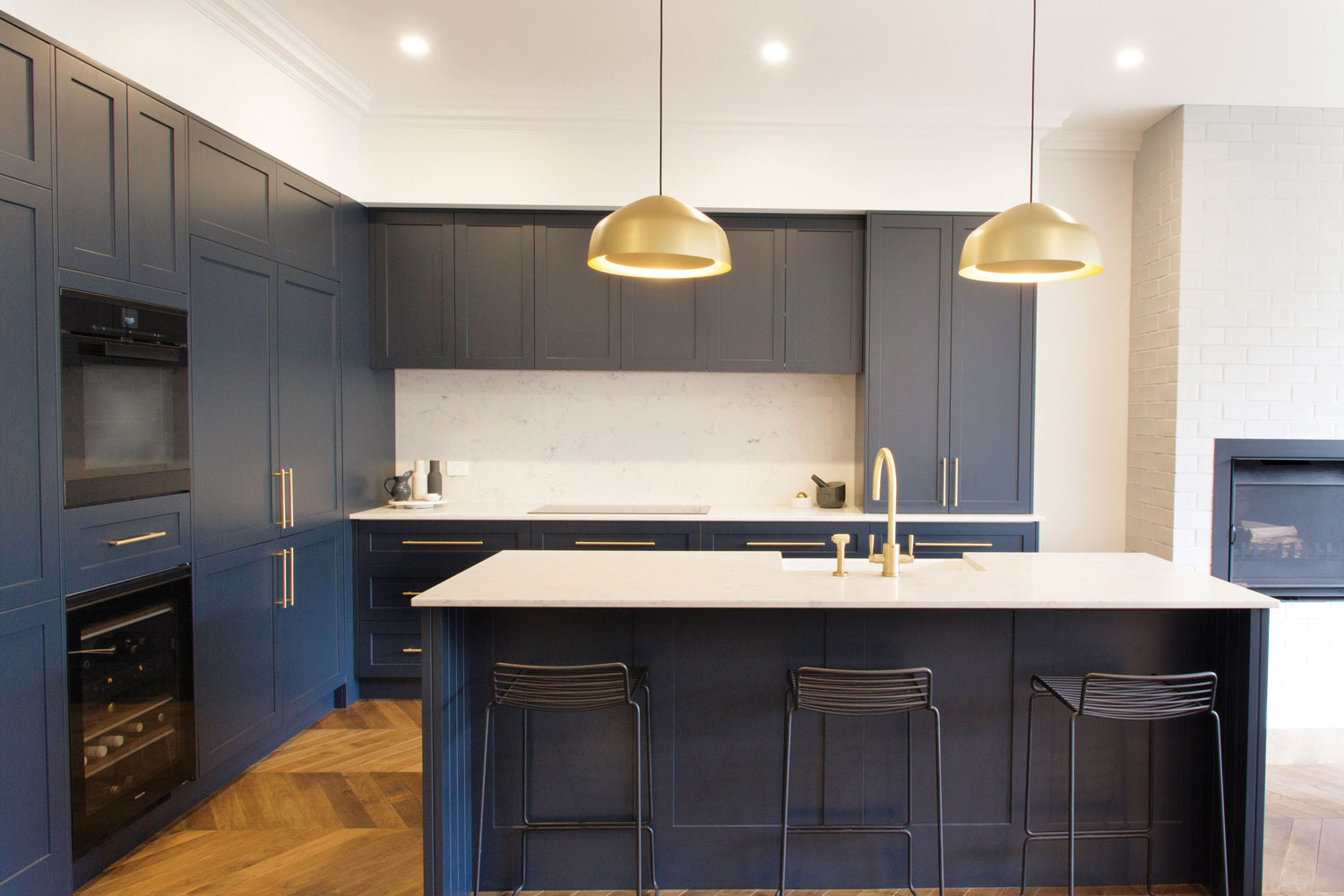 9 quality kitchen designs: 5. Good as gold