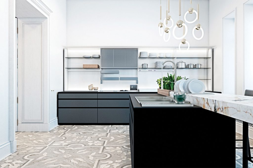 10 quality kitchen designs: 7. Italian luxe