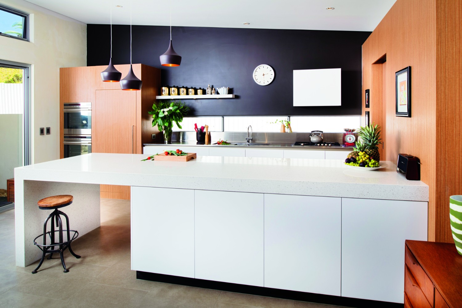 Tall Order: A simply stunning WA kitchen design - Completehome