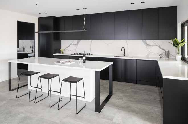 Statuario Six+ by GIA Bathrooms & Kitchens