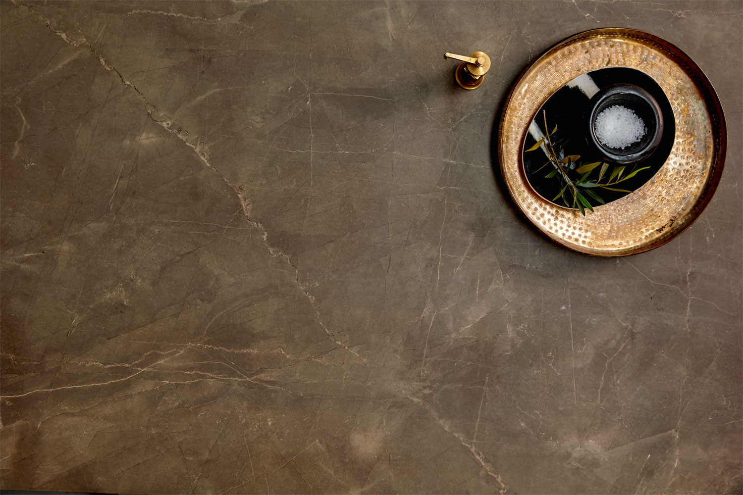 Porcelain perfection: a bold new surface
