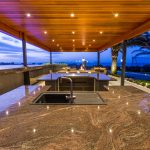 Poolside entertaining: a resort-style outdoor kitchen project