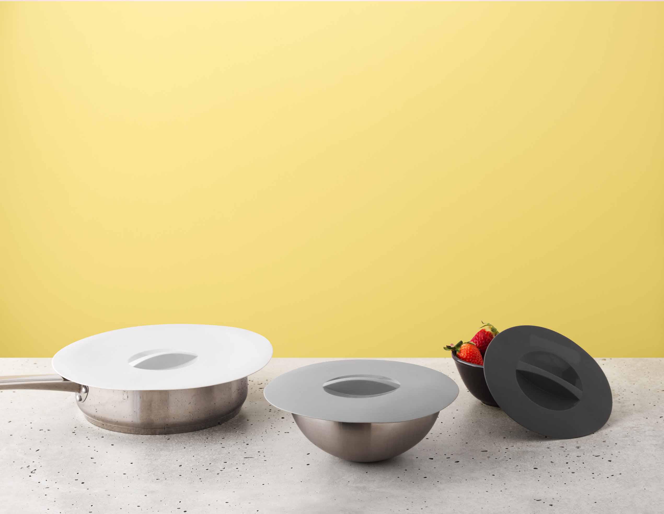 KLOCKREN Pot Lid Set of 3 - $11.99 - IKEA