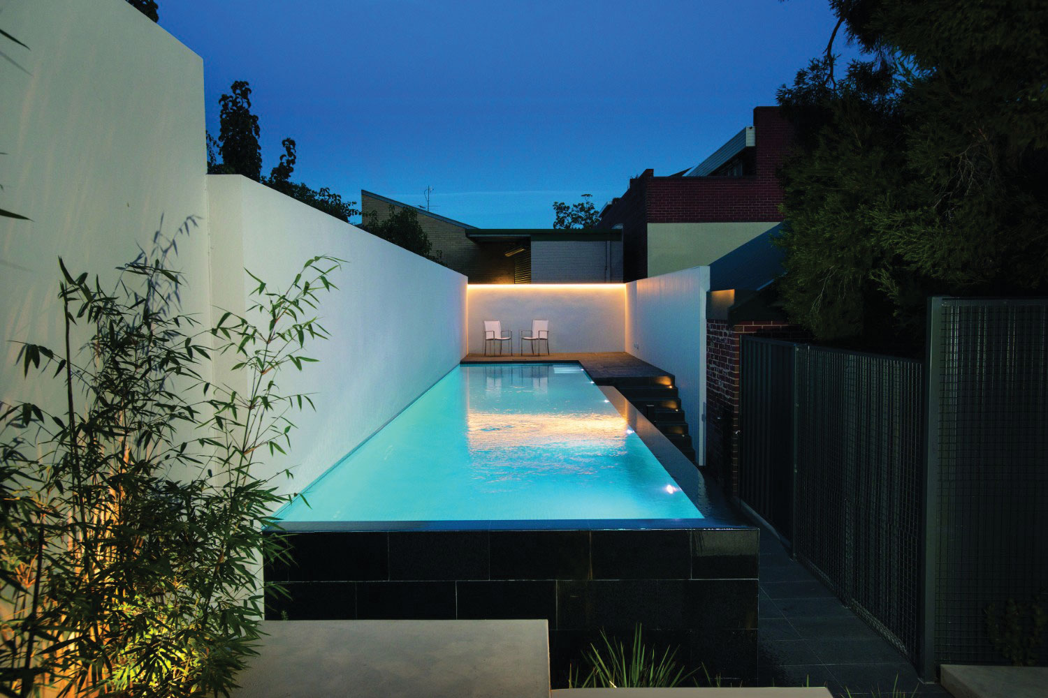 6 Luxurious Lap Pool Designs - Completehome