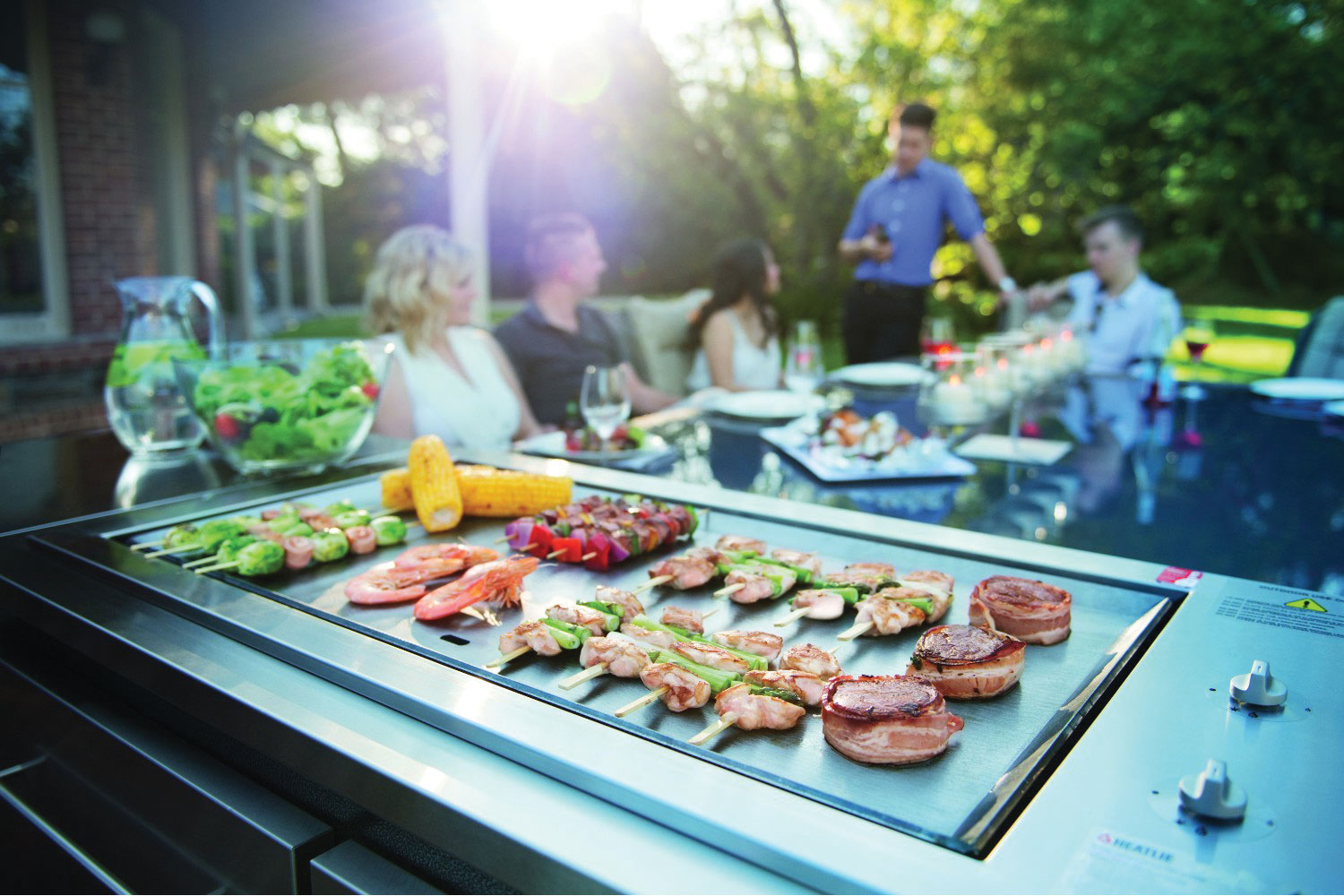 Get the party started: 7 tips to host delicious dinner parties without the hassle