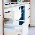 Stylish storage solution: a kitchen project