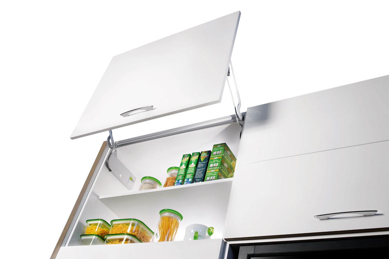 Lift Easy: Titus Tekform's Aero overhead system