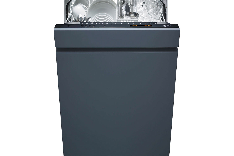 SteamFinish: the world's most energy efficient dishwasher