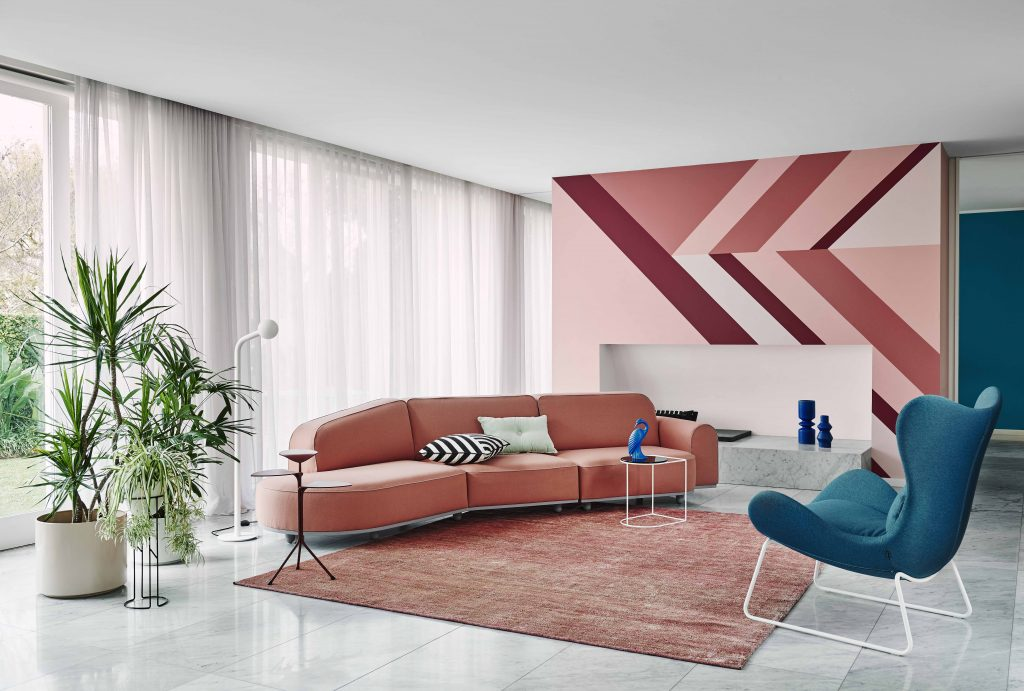 Dulux Colour Trends 2018 – Reflect Palette Styled by Bree Leech Photographer: Lisa Cohen