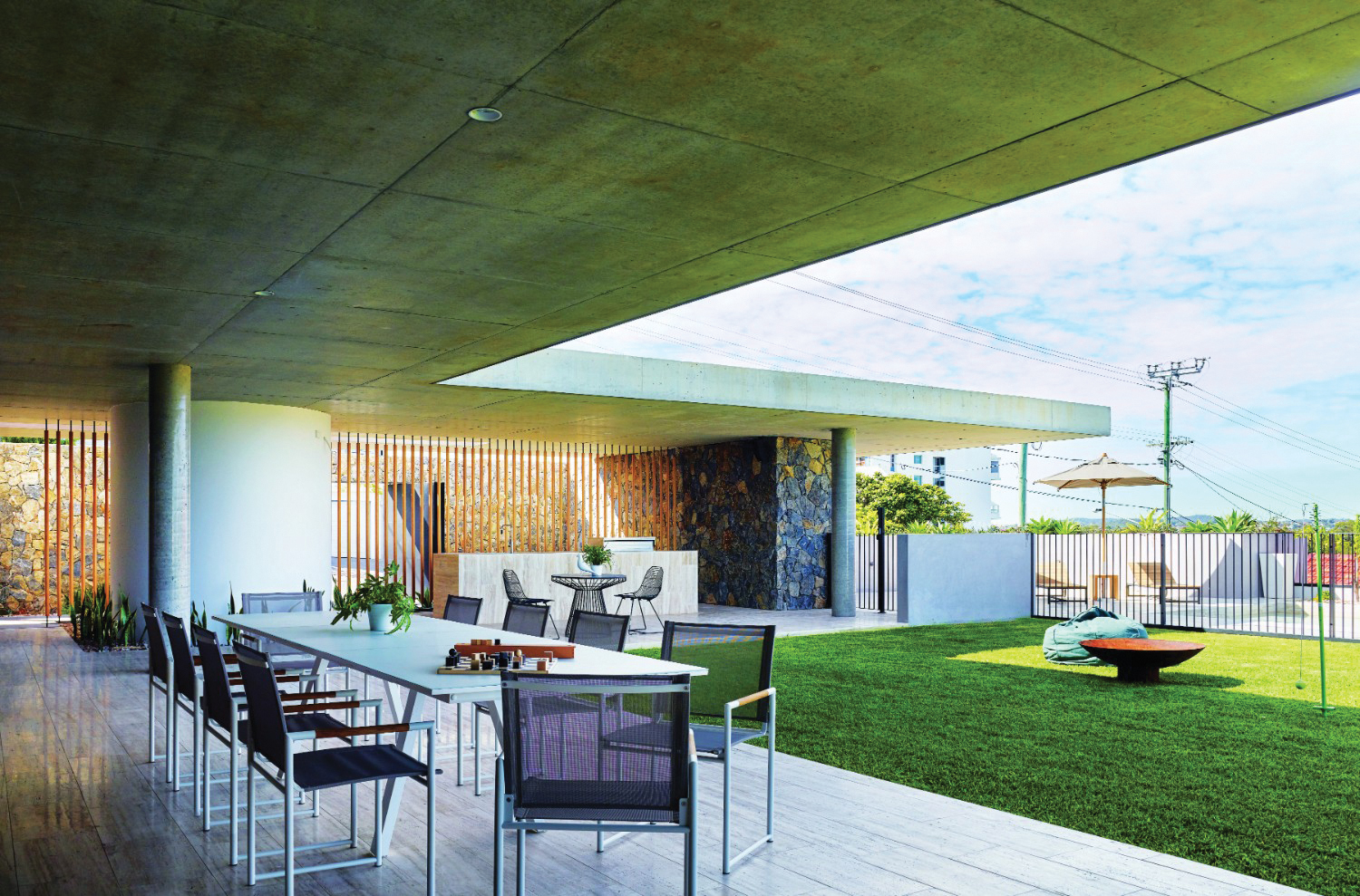 Queensland home: a modern, memorable design