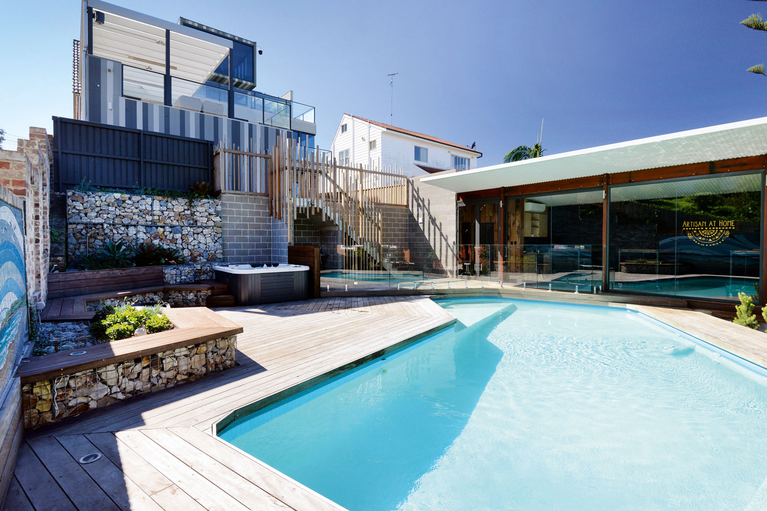 From drab to fab: the ultimate pool makeover