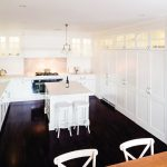 Contemporary Hamptons: a lavish kitchen design