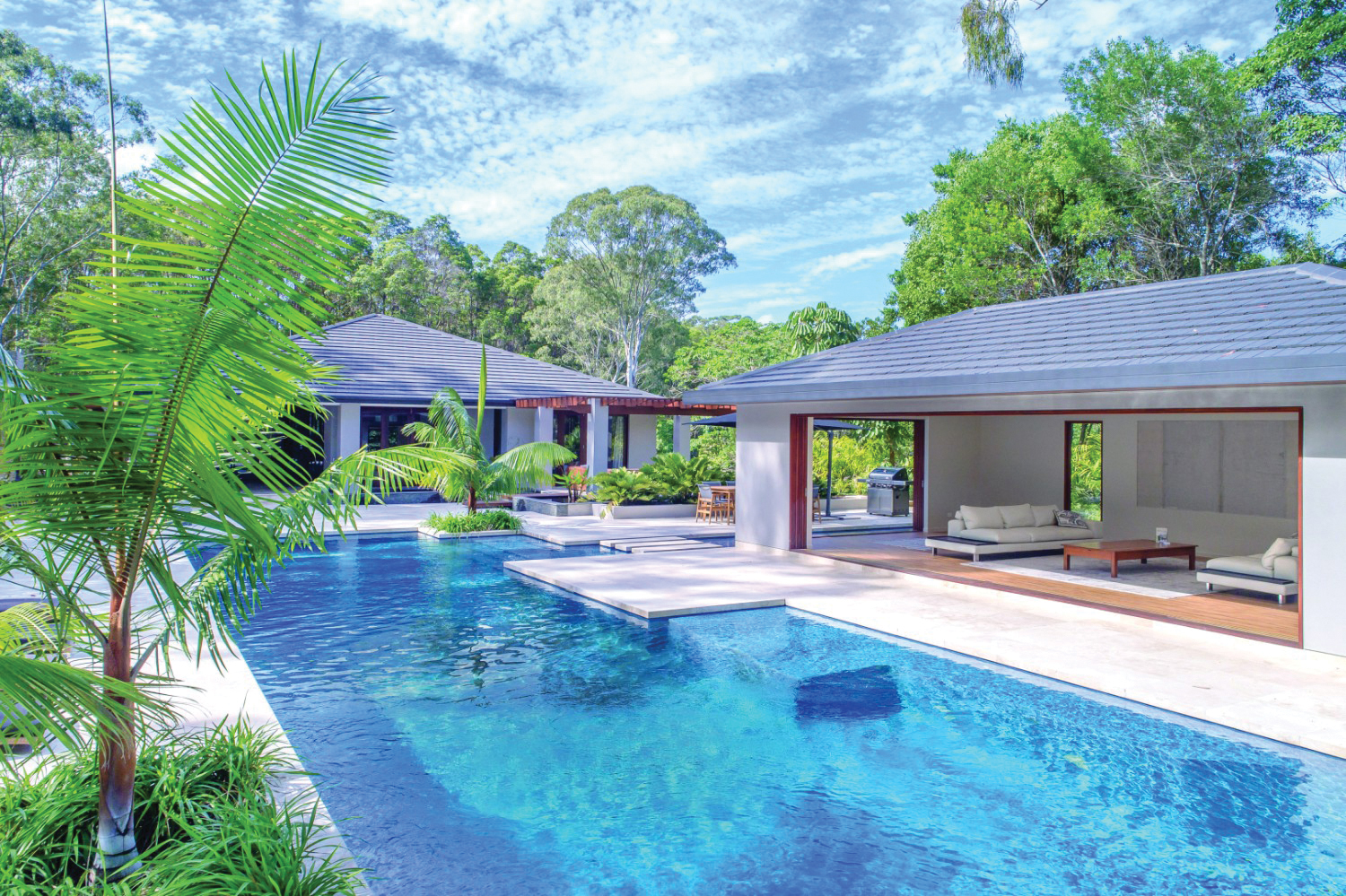 Paradise found: a balinese-style Noosa project