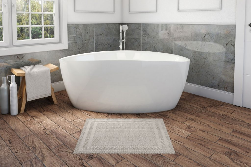 Organic shaped freestanding baths: limitless designs