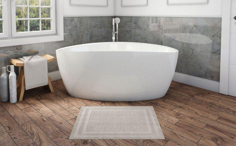 Organic shaped freestanding baths: limitless designs