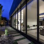 Bluestone beauty: Melbourne home