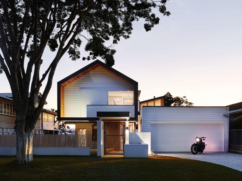 True North: the unexpected new Queenslander home