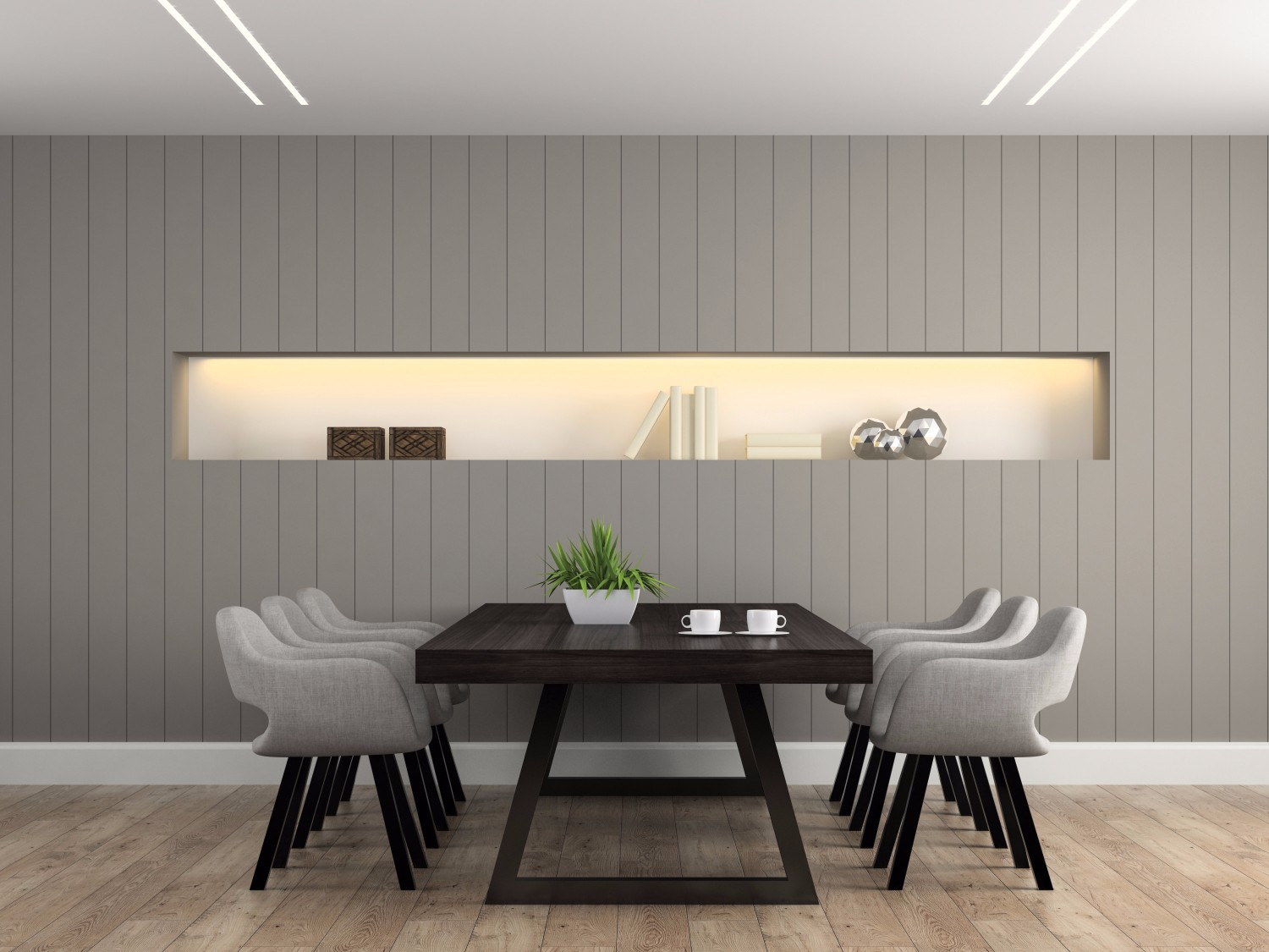 Wall panels: creating your perfect feature wall