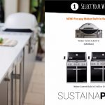 SustainaPod by VerdeLife Outdoor Kitchens