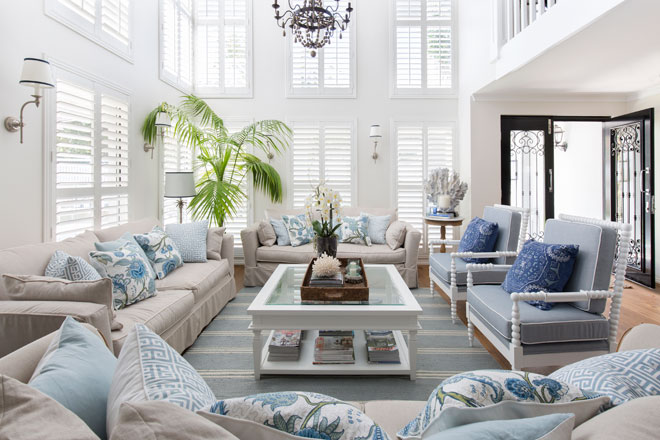 Hampton Home Design Ideas: Light & Lovely: How To Achieve The Hamptons Look For Your