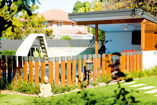 Family focus: the perfect family-friendly outdoor space