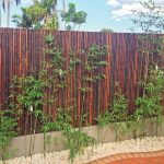 Privacy, style and sustainability: bamboo screening